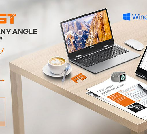 Lanzammiento de la Teclast F5 360 laptop con 8 GB en RAM a precio accesible con envío a México