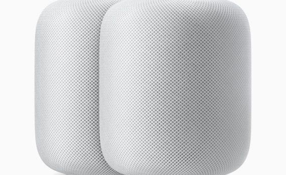 Apple HomePod two