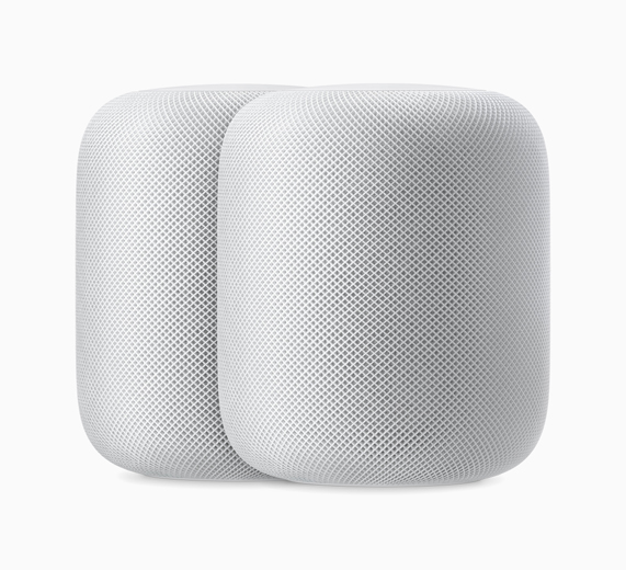 Apple HomePod two