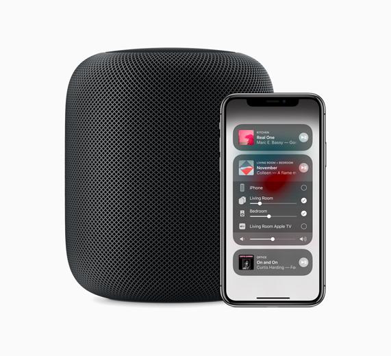 Apple HomePod iphone