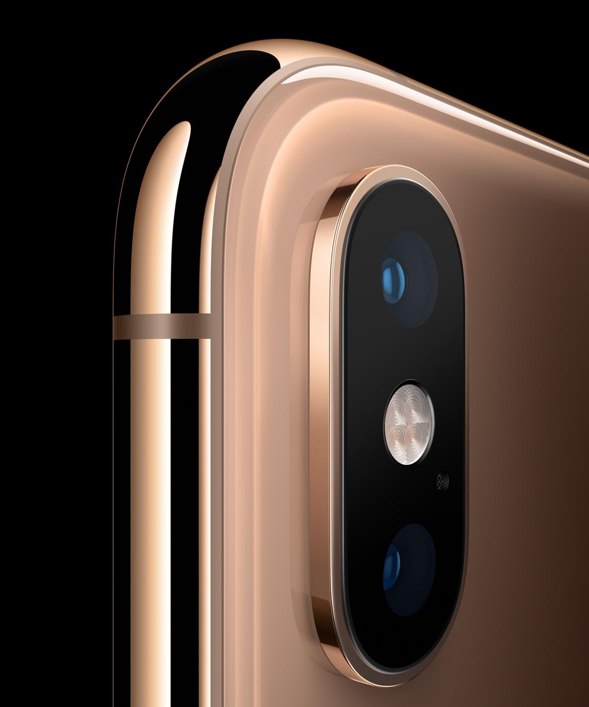 Apple iPhone Xs back camera