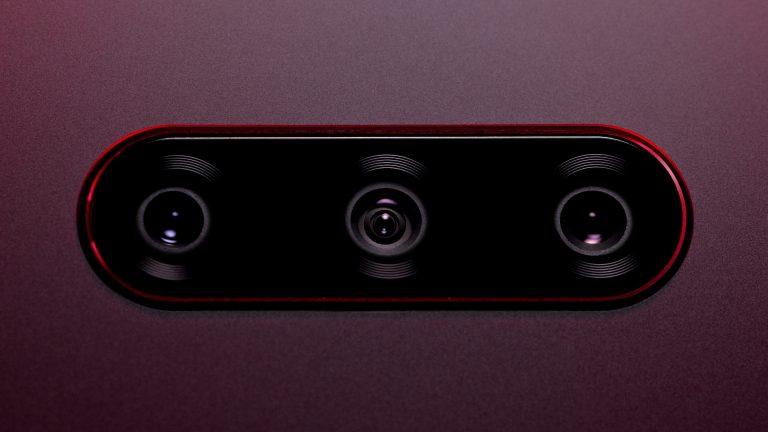LG V40 ThinqQ cámaras