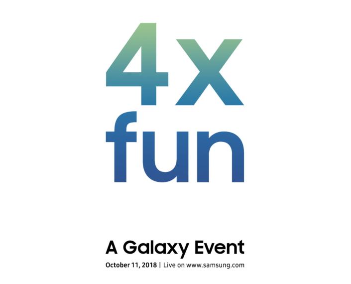 Samsung evento octubre