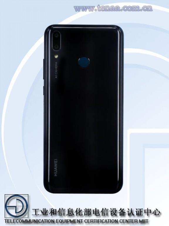 Huawei Y9 2019 cámara Dual posterior con AI