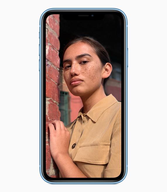 Apple iPhone Xr retrato