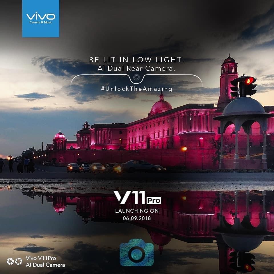 Vivo 11 launch