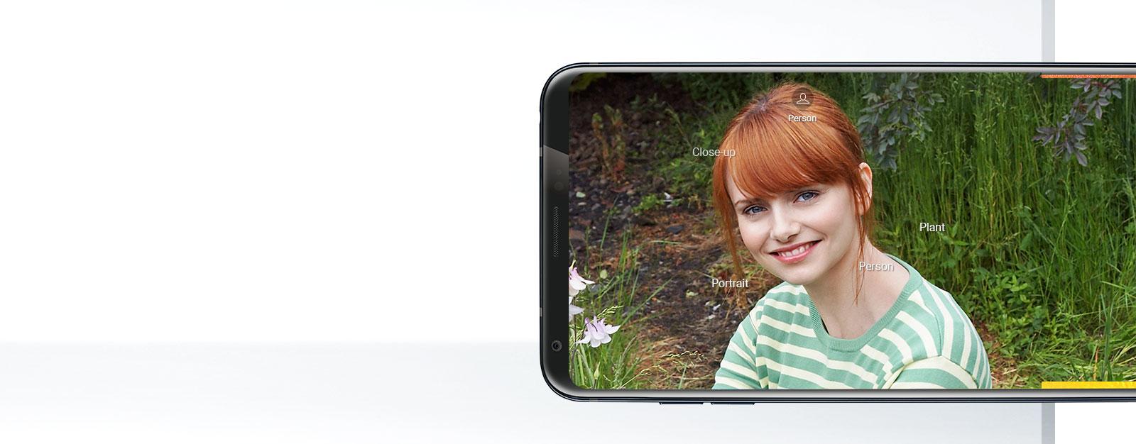 LG V35 ThingQ IA Cam
