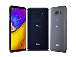 LG V35 ThingQ pantalla y cámaras