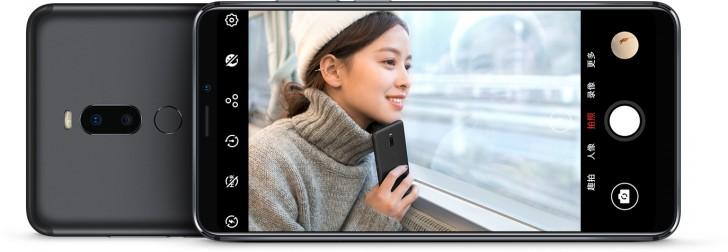 Meizu Note 8 pantalla