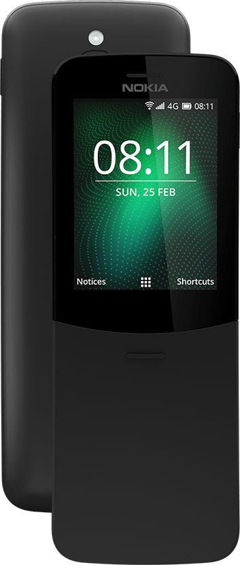 Nokia 8110 pantalla