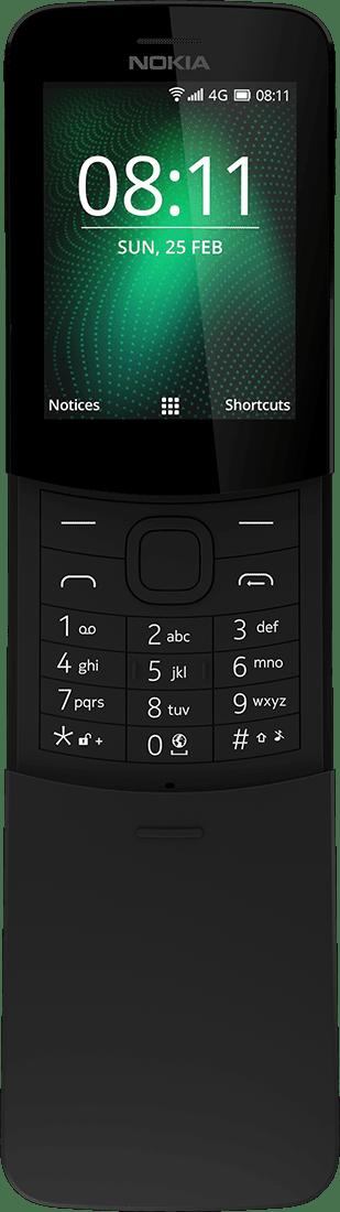 Nokia 8110 teclado