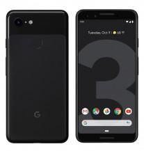 Pixel vista doble negro