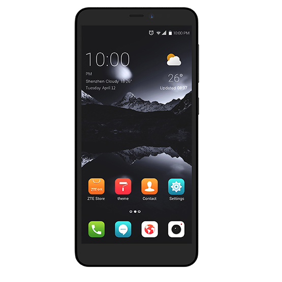 ZTE Blade A530 frontal