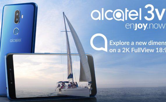 Alcatel 3V en México