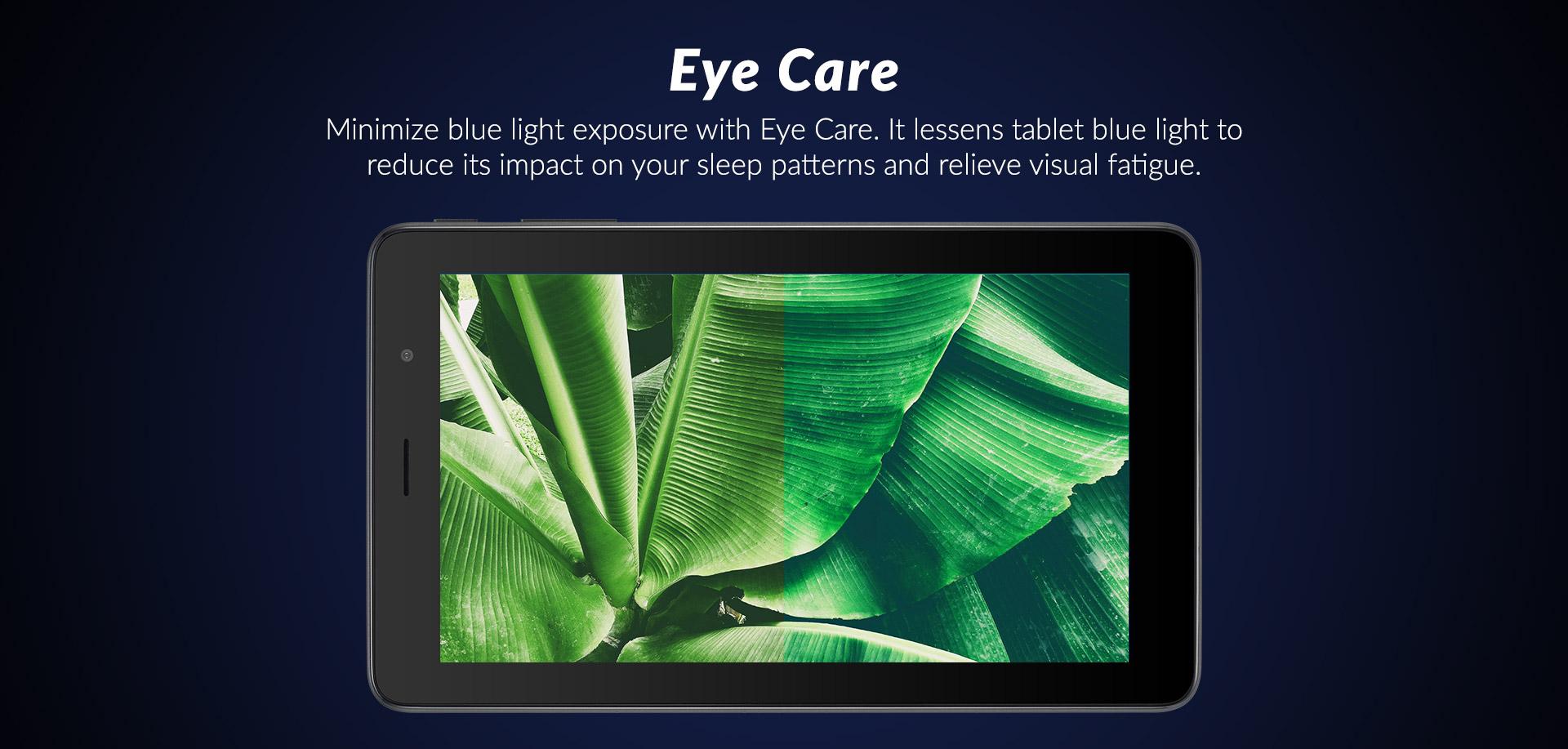 Alcatel 1T Eye Care