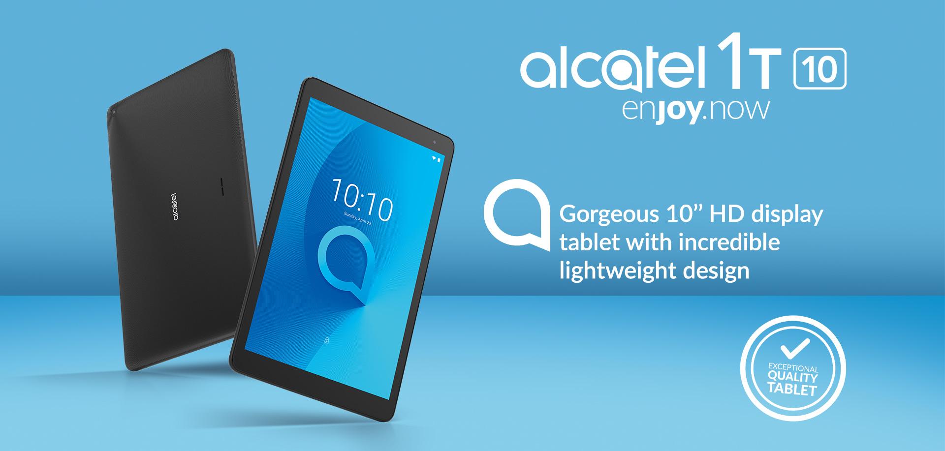 Alcatel 1T 10