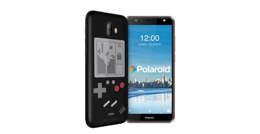 Polaroid Cosmo C6 funda game