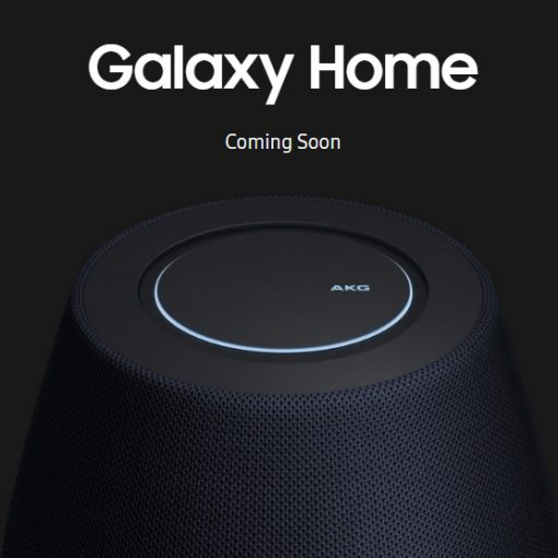 Smasung Galaxy Home