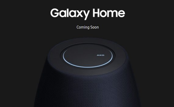 Smasung Galaxy Home