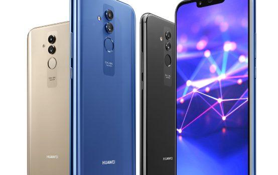 Huawei Mate 20 Lite en México
