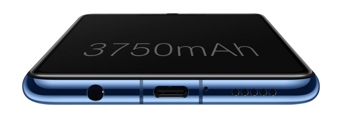 Huawei Mate 20 Lite en México - batería amplia de 3750 mAh