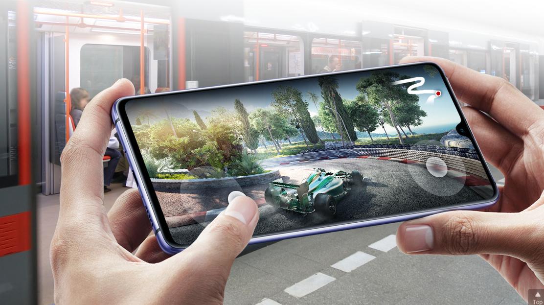 Huawei Mate 20 X pantalla de 7.2 pulgadas perfecto para los juegos