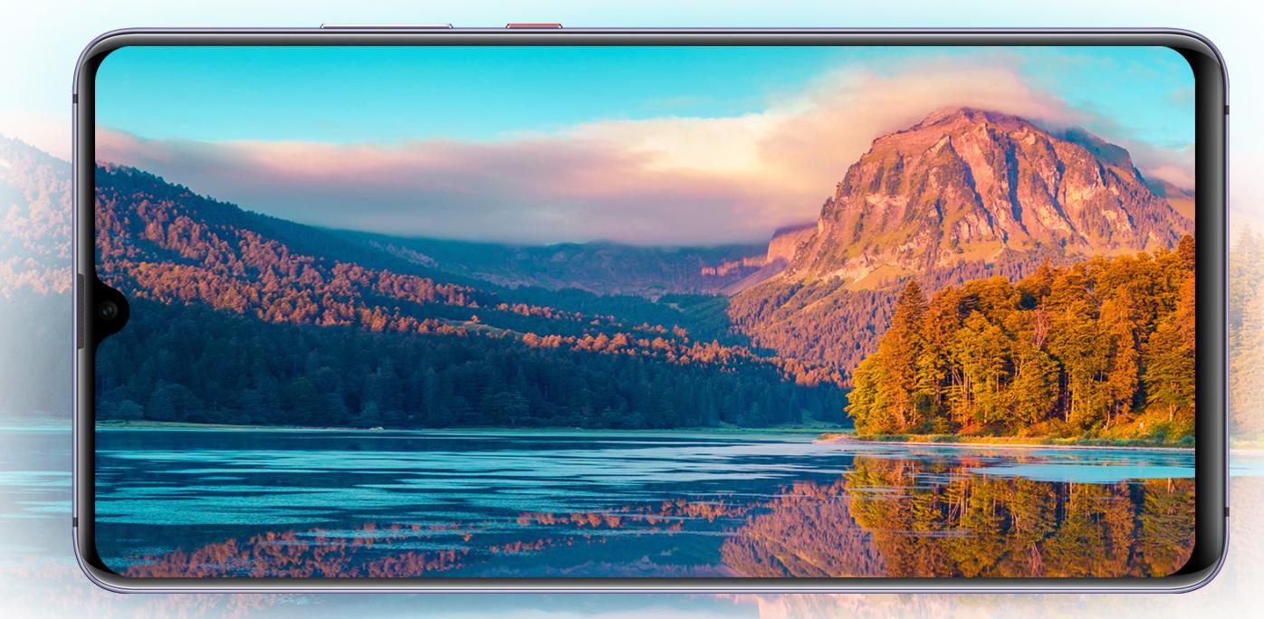 Huawei Mate 20 X pantalla de 7.2 pulgadas OLED de alta resolución
