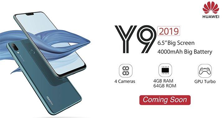 Huawei Y9 2019 specs