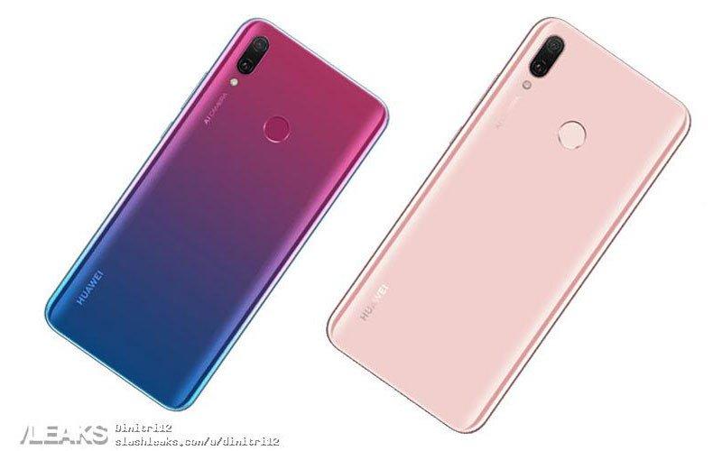 Huawei Y9 2019 cubierta