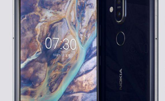 Nokia X7 (7.1 Plus) pantalla y cámara dual Carl Zeiss