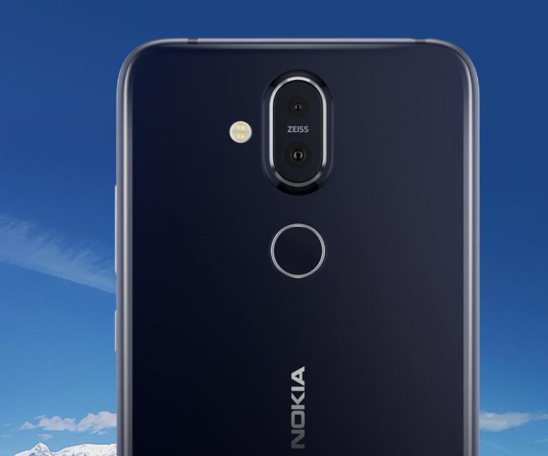 Nokia X7 (7.1 Plus) Cámara dual Carl Zeiss y flash de doble tono