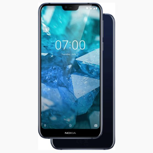 Nokia 7.1 pantalla