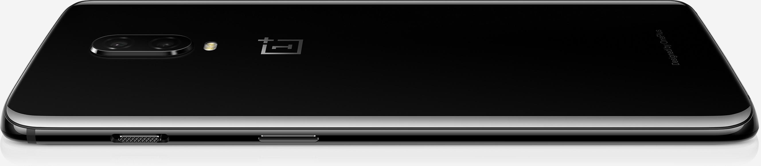 OnePlus T6 cubierta
