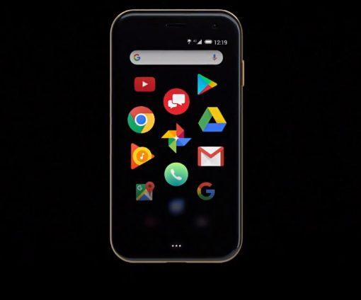 PALM el mini accesorio para tu smartphone - pantalla de 3.3 pulgadas