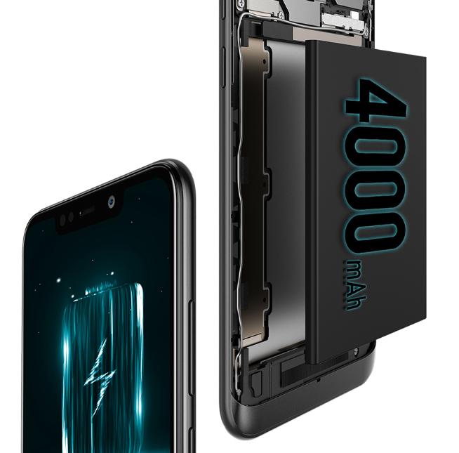 Panasonic Eluga Z1 Pro y Z1 con baterías amplias