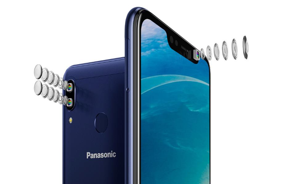 Panasonic Eluga Z1 Pro y Z1 con cámara Selfie con Flash LED