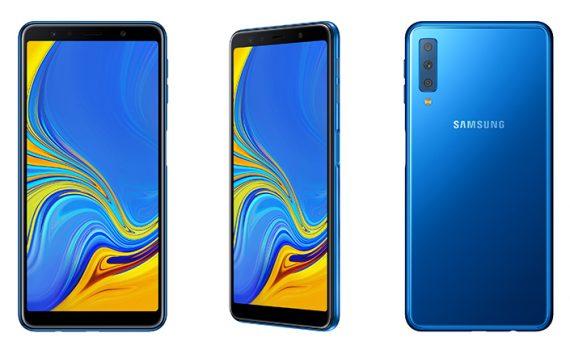 Samsung Galaxy A7 en México