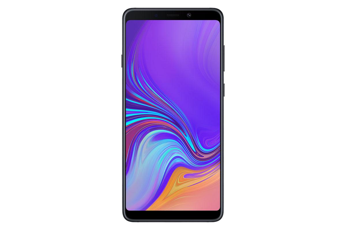 """Samsung Galaxy A9 2018 pantalla Super AMOLED de 6.2"""""""