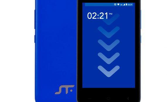STF Block Go mini color azul en México