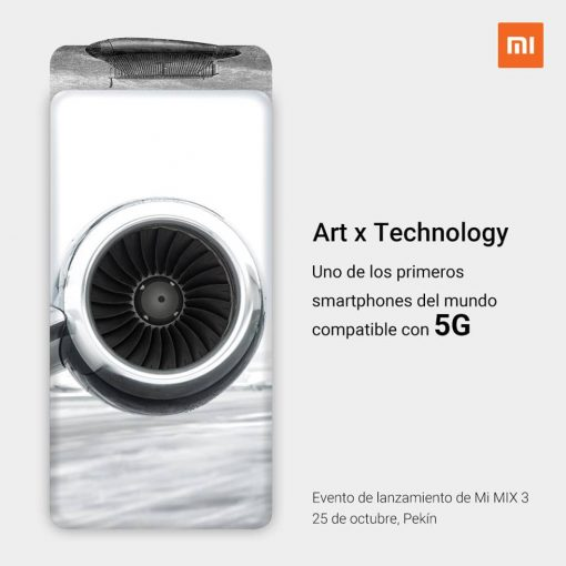 Xiaomi Mi Mix 3 5G con 10 GB en RAM