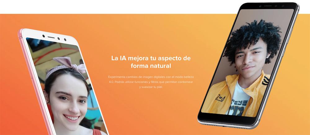 Xiaomi Redmi S2 en México con Telcel