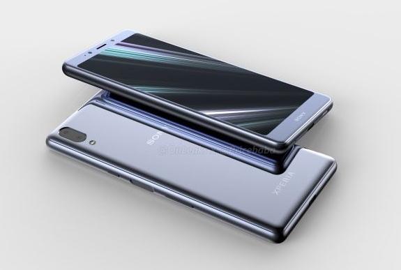 Sony Xperia L3 renders filtrados