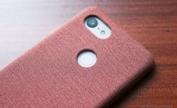 Funda Google Pixel 3 XL cámara