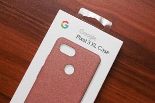 Funda Google Pixel 3 XL en empaque