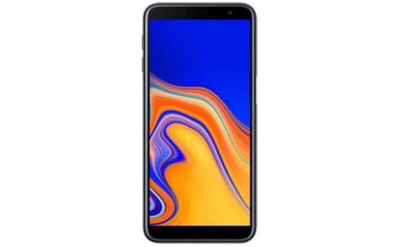 Galaxy J6 + pantalla