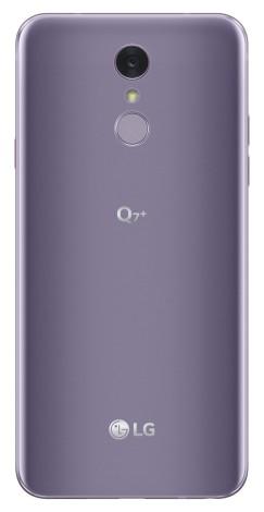 LG Q7 plus cámara
