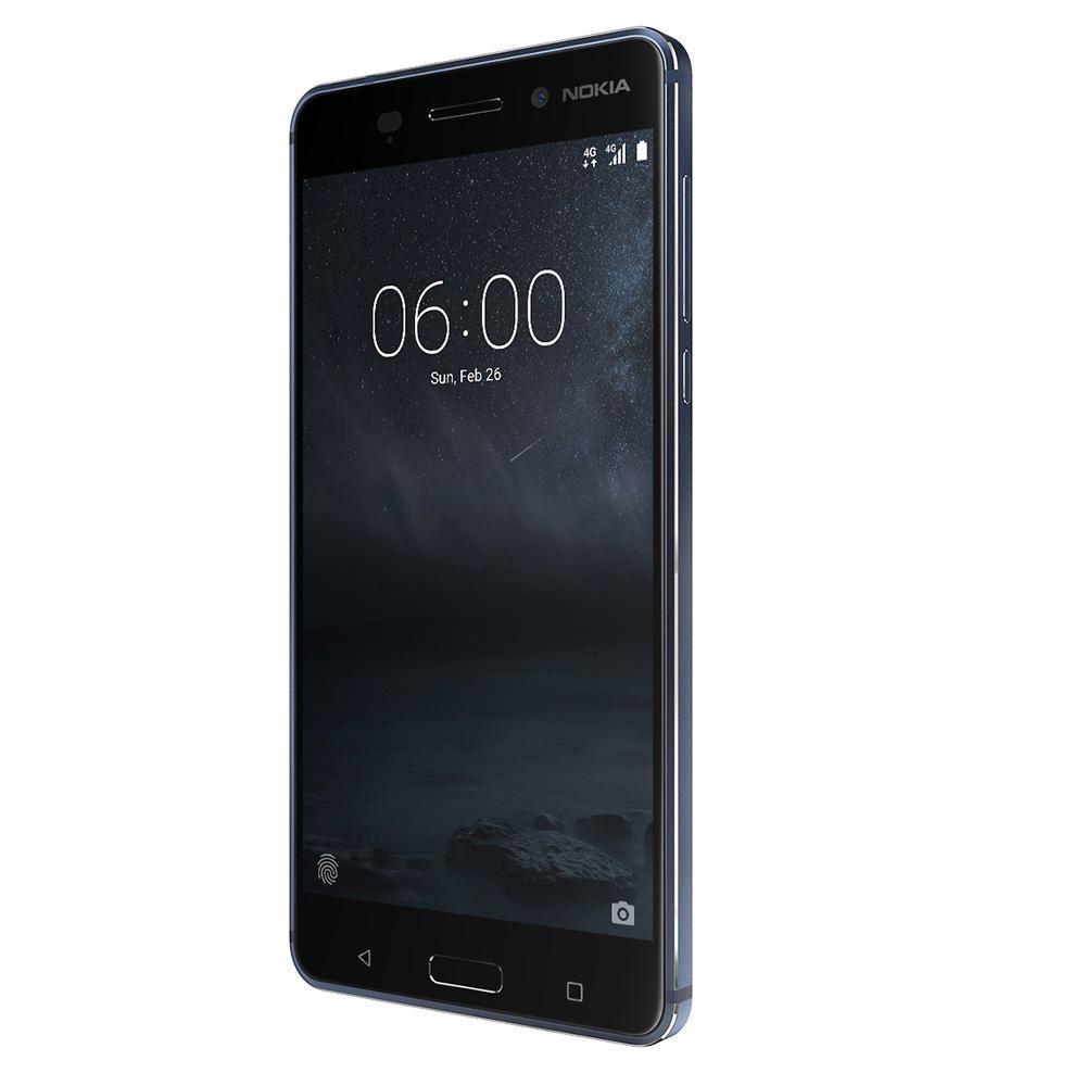 Nokia 6 lateral
