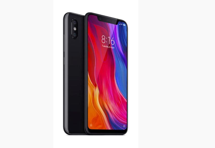 Xiaomi Mi 8 ambos lados
