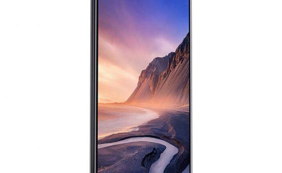 Xiaomi Mi Max 3 perfil
