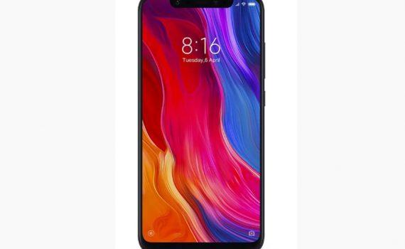 Xiaomi Mi 8 pantalla